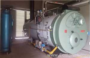 Continental E103C200C-2GM Boiler with Ionic-Cationic Exchanging Softener