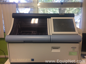 Spectrometer Bruker S2 Ranger Analytical Equipment