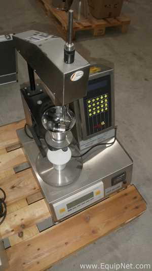 Pharma Test PTG S3 Powder Flow Test Analyzer