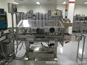 Pack Leader PL-501 Vial Wrap Around Labeling Machine