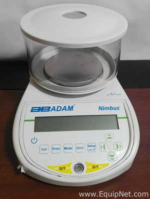 Unused Adam Equipment NBL 223e Nimbus Precision Top Loader Balance
