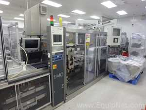Uhlmann Packaging Systems 1040 Thermoformer Blister Packing System