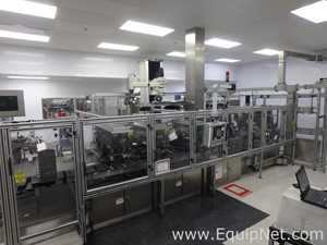 Universal Machine Padflex 2000 Blister Assembly Packaging System