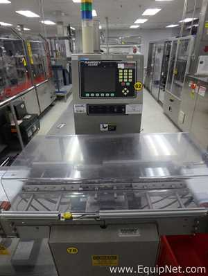 Ramsey AC9000 Plus Check Weigher