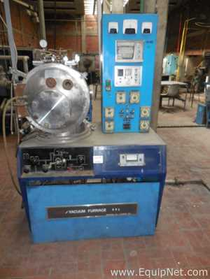 MTE Super VII Electric Vacuum Furnace Maximum Temperature 2100 C