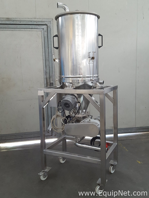 AZO Mod. S65 - Mill with vacuum conveyor for powders