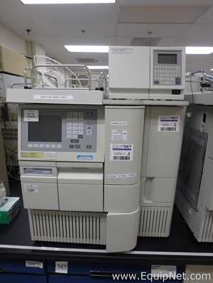 Sistema HPLC Waters 2695