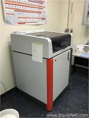 Bruker S-4 Xray Fluorescence Spectrometer