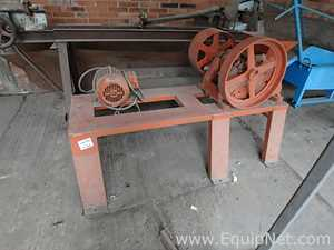 Sturtevant Mill Co Roll Jaw Crusher