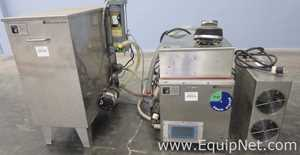 ESMA Inc. E700 Ultrasonic Cleaning System with E997 30Gal Heated Storage Tank
