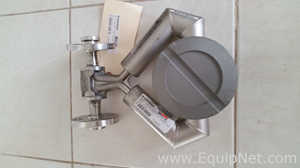 Micro Motion CMF025H520NABUEZZX 1-4inch flanged Flow Meter