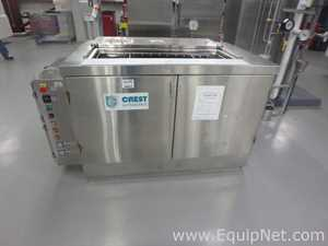 Crest Single Tank Ultrasonic Cleaning Waterbath