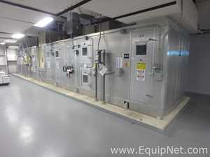 Buffalo Air Environmental Air Handler with Munters Dehumidification