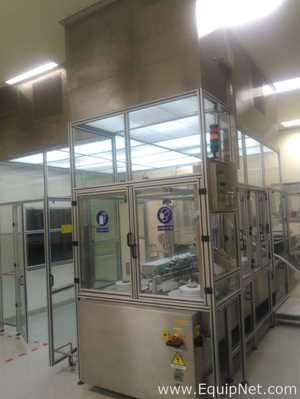Sarong SAAS 15AP|VP Suppository Filling Machine with Shanghai Feierrui Packaging System