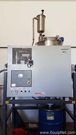 Italia Sistemi Tecnologici S.p.a. ROTO PLUS 202 Solvent Distillation System
