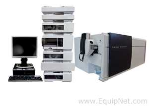 Agilent Technologies 6460A Mass Spectrometer with 1100 HPLC System