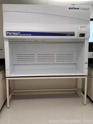 AirClean Systems Patriot Fume and Flow Hood