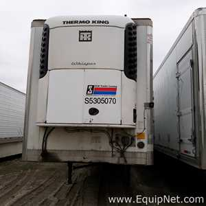 2005 Utility 53 FT Over the Road Reefer Trailer