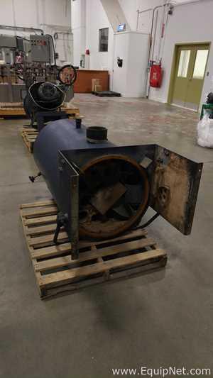 Spencer IndustraVac SB-620B-MOD Vacuum