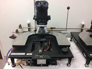 Micromanipulator 6150 Vacuum Wafer Probe Station