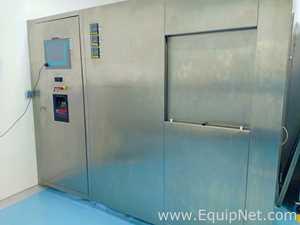 Fedegari FOF2/BA Single Door Saturated Steam Sterilizer