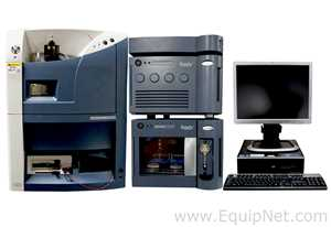 Cromatografía Waters Quattro Premier