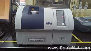 Bruker Optik GmbH MPA FT-NIR Spectrometer-Never Used For Testing Purposes-Just Plant Validated