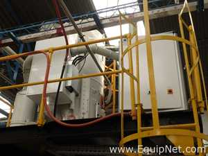 Eisbar GDS-400 Granulate Drying System used for PET