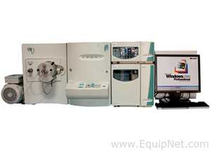 Thermo Finnigan LCQ Ion Trap LCMSMS with Surveyor HPLC System