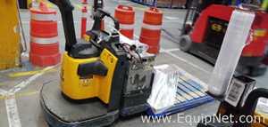 Jungheinrich ECR-327 Electric End Rider Pallet Truck 90207553