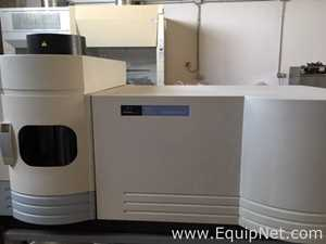Perkin Elmer Optima 5300V Spectrometer with Perkin Elmer S10 Autosampler and LabTech H150 Chiller