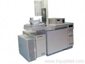Hewlett Packard 6890 5972 Gas Chromatograph (GC) MS System