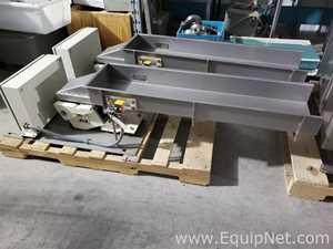 Eriez Magnetics N12 GS 115 Vibratory Feeder