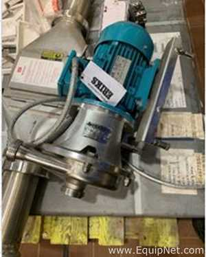 Eriks Pump with Stainless Steel Head