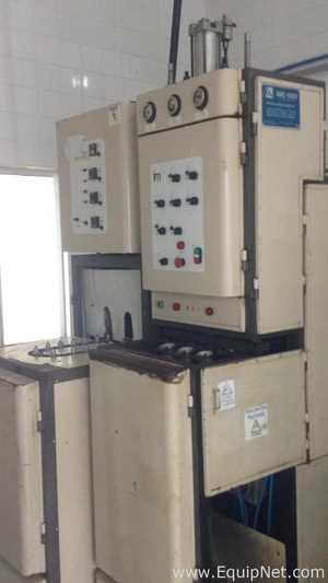 Sopladora ICM Maquinas ICM1800