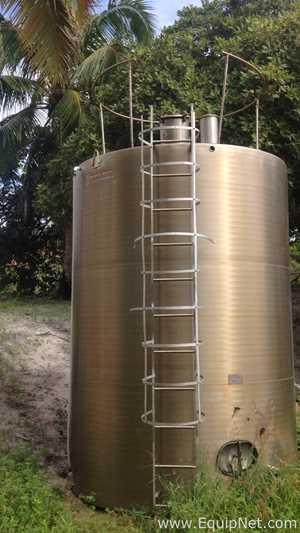 Theodoso Cardoso TAI-02 Stainless Steel 20000 Liter Tank