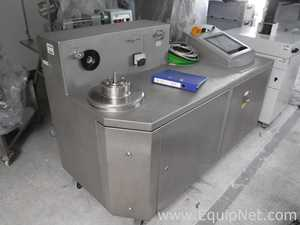 Diosna P|VAC-10 Pilot Scale Mixer, Granulator, and Dryer with 2L, 4L, and 8L Bowls