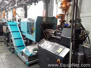Maquina de Moldeo por Inyección marca Mannesmann Demag modelo ERGOtech Pro 800-400