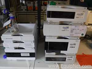 HP and Agilent 1100 and 1200 Series HPLC with DAD