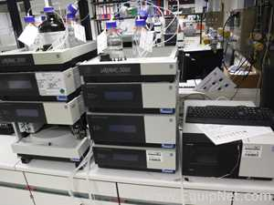 Dionex Ultimate 3000 UHPLC System with 2 Pumps and Corona Ultra - for Kundl