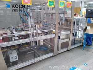 Koch  KBS-PL Blister Sealer