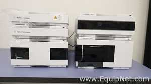 Agilent HPLC 1200 system with PC