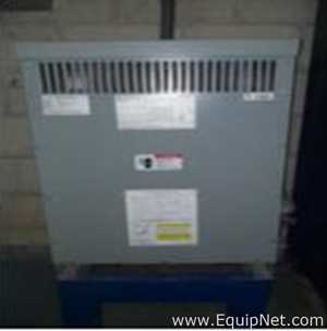 General Electric QL 30 Kva Dry Transformer