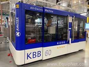 Sopradora Kautex Maschinenbau GmbH KBB60 D SE2