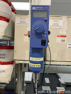 Agitador e Placa de Aquecimento IKA Werke Eurostar Control P4