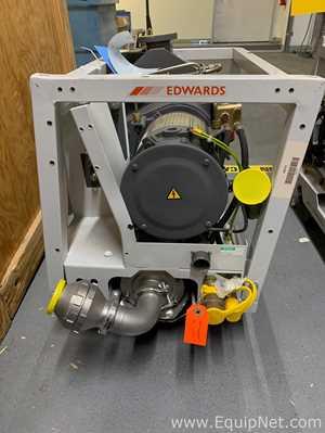 Set Of Two Edwards QDP-40 Vacuum Pumps