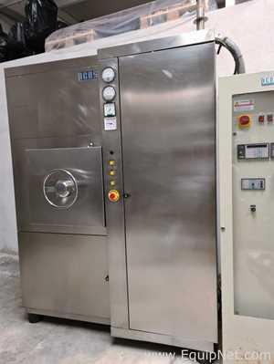 ICOS Mod. LST 40 - Washing, Siliconizing, Sterilizing, Drying machine