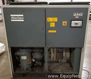 Compresor De Aire Atlas Copco GA45
