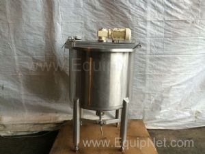 NNP Corporation 200L Stainless Steel Kettle