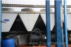 Carrier 150 Ton Water Chiller Unit 3